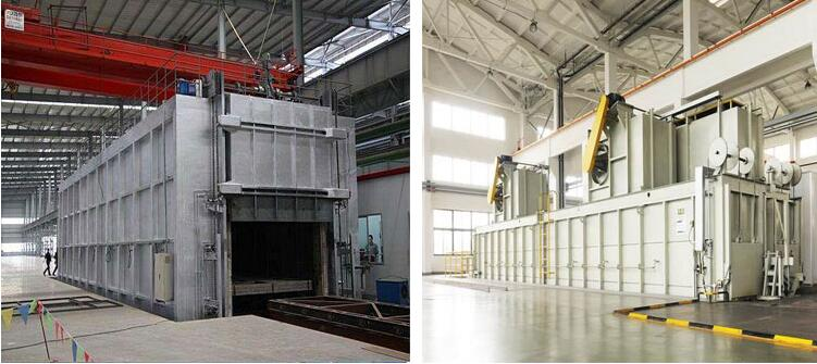 Heat Treatment Furnace For Aluminum Alloy Conductor Wire