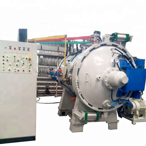 SKH55 Tool Steel Vacuum Annealing Furnace For Heat Treatment Factory
