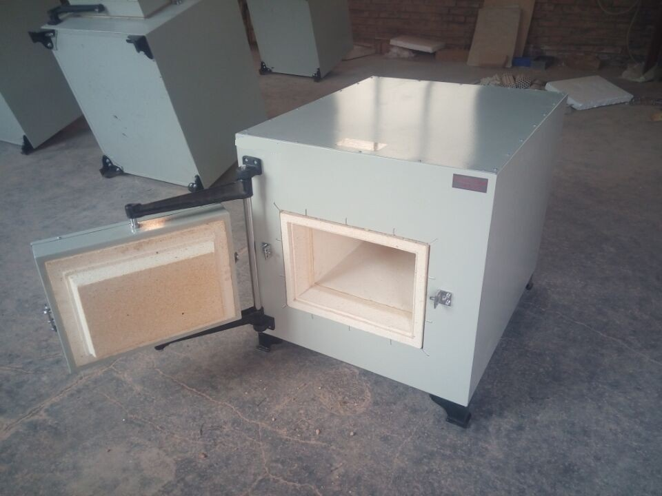 Temperature Frequency Lab Smelting Box Resistance Furnace