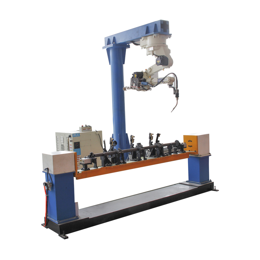 Induction brazing heating welding machine