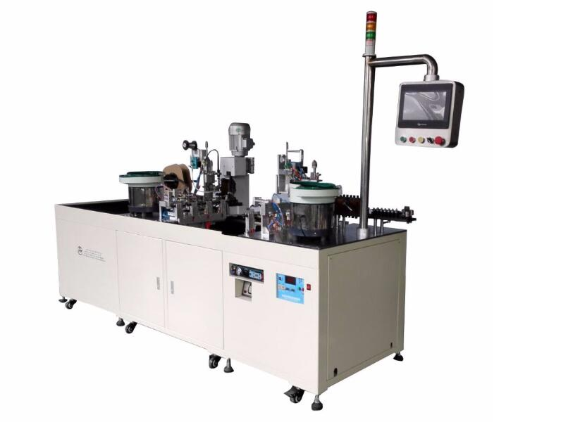 Induction Brazing Machine for copper wire