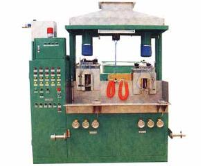 Valve double station brazing machine