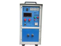 Automatic Brazing Machine with High Frequency Heating