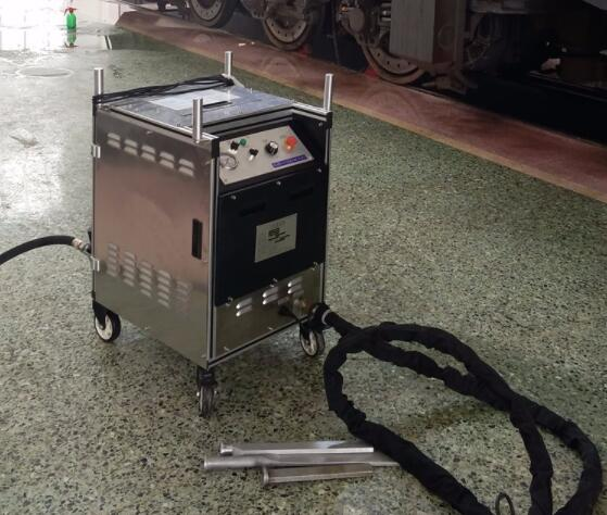 Industrial Dry Ice Blasting Clean Machine