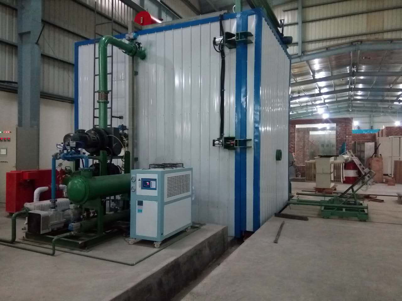 Pressure-Changed Vacuum Drying oven for dry type transformer Introduction  GH-PC