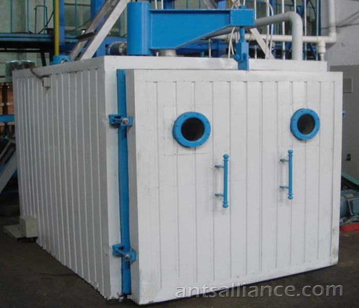 Hot Air Circulation Vacuum Drying Equipment For The Transformer Body