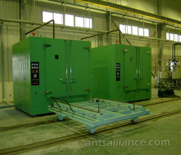 Curing Oven furnace For The Transformer Epoxy Casting Dry transformer