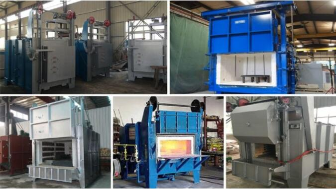 High Performance Experimental Electric Furnace with Atmosphere Protective