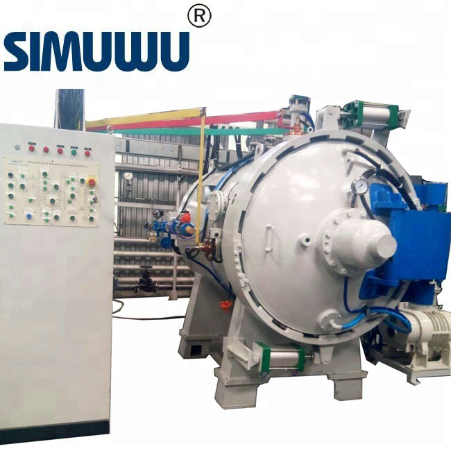 Vacuum Carburizing Furnace for heat treating