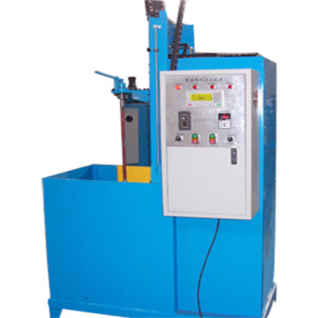 Water Cooling Induction Hardening Machine For Stainless Steel Copper Tubes Quenc