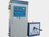 Gear and Shaft Hardening Induction Heating Machine