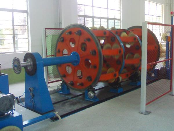 Prestressed PC Steel Wire Strand Heat Treatment Production Line