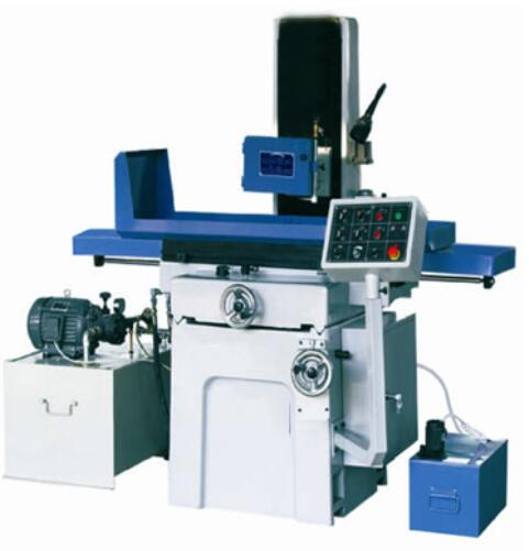What are the acceptance methods of CNC surface grinder