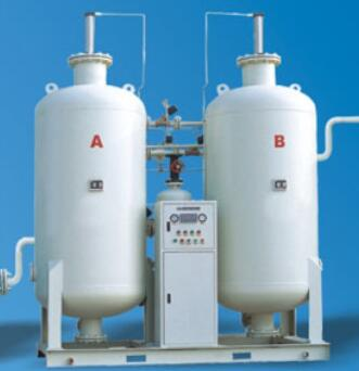 Frequency conversion energy-saving nitrogen generator