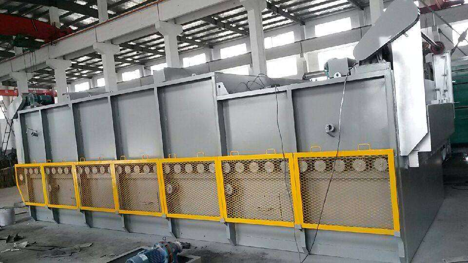 Roller Type Continuous Carburizing Mesh Belt Furnace