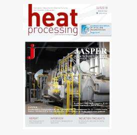 heat processing magazine