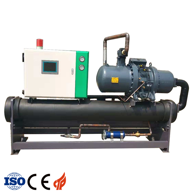 Industrial Cooling Solutions Air-Cooled Type 5 HP Water Chiller