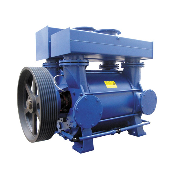 2BE1-355 Liquid Ring Vacuum Pump Used In Sugar Plants With High Capacity