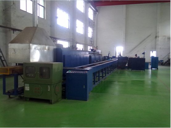 Continuous Powder Metallurgy High Temperature Pusher Sintering Furnace