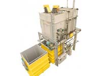 Quenching Solid Solution Heat Treatment Furnace