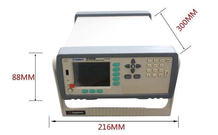 Multi-channel Temperature Recorder for Furnace and Oven