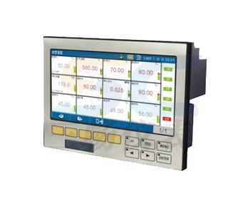 Sc-430mc widescreen color screen paperless recorder