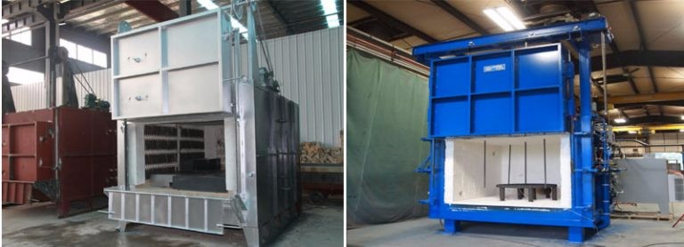 Box type hardening and tempering resistance muffle furnace