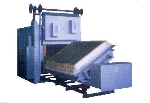 Tilting Trolley Furnace