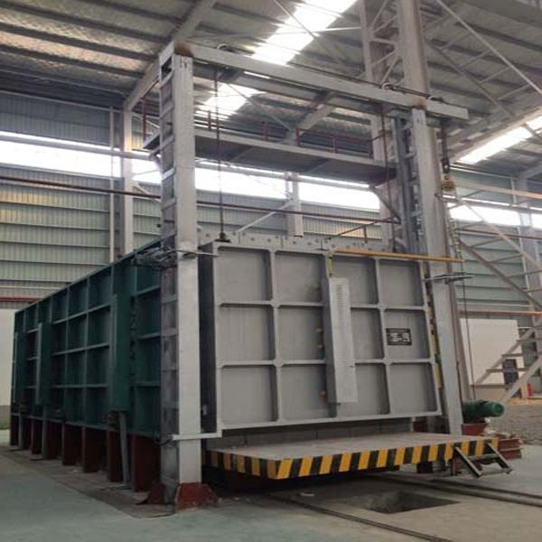 Low Temperature Trolley Furnace