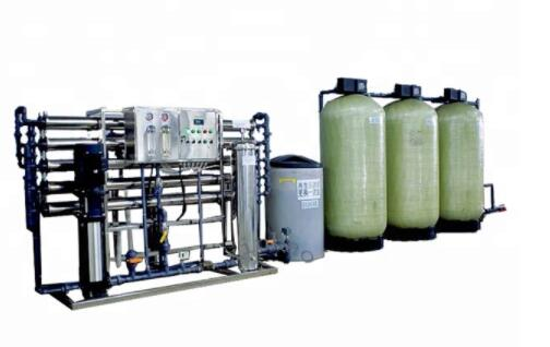 Industrial Mixed Bed Softening Water Treatment Equipment