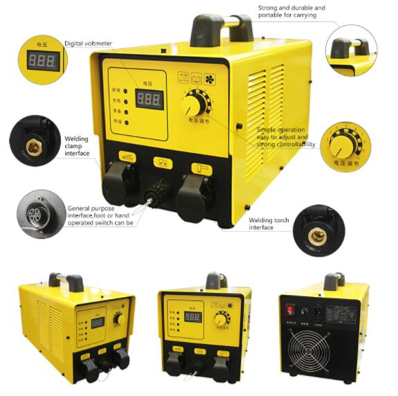 Double Phase Portable Capacitor Discharge Arc Stud Welding Machine
